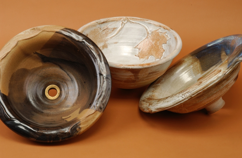 Assorted Pottery Sinks