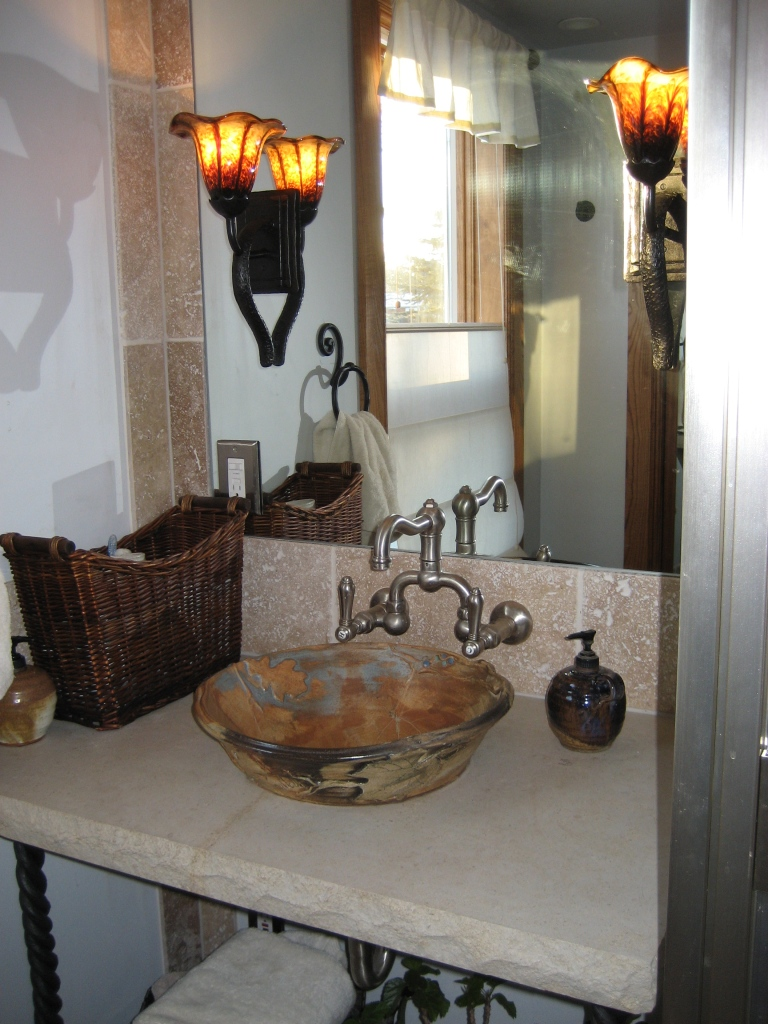 for your bath    Bathrooms. Silver Creek Pottery